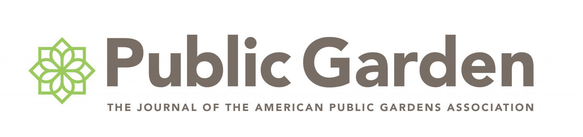 Current Issue American Public Gardens Association