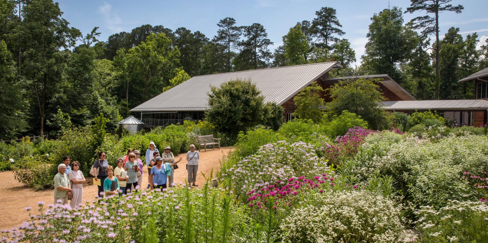 North Carolina Botanical Garden American Public Gardens Association