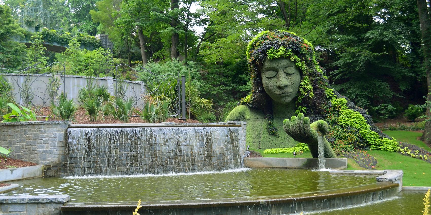 Atlanta Botanical Garden American Public Gardens Association