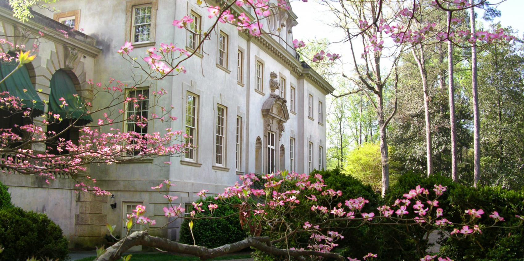 Exceptional The Atlanta History Center Is Home To 33 Acres Of Beautiful Gardens,  Including The Mary Howard Gilbert Memorial Quarry Garden, The Smith Family  Farm, ...