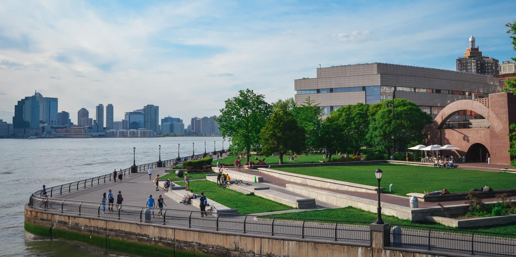 Battery Park City Parks Conservancy American Public Gardens