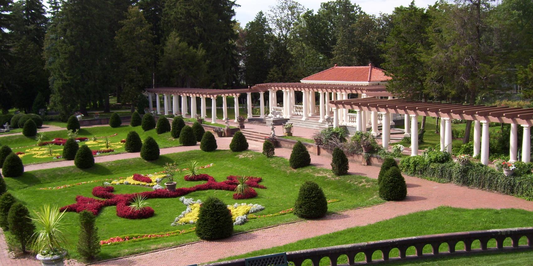 Sonnenberg Gardens Mansion State Historic Park American Public Gardens Association