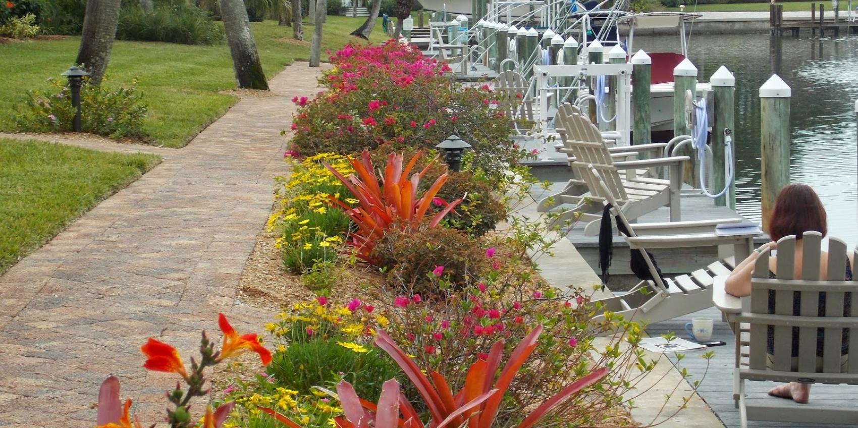 Botanical Gardens At Sanibel Moorings Resort American Public Gardens Association