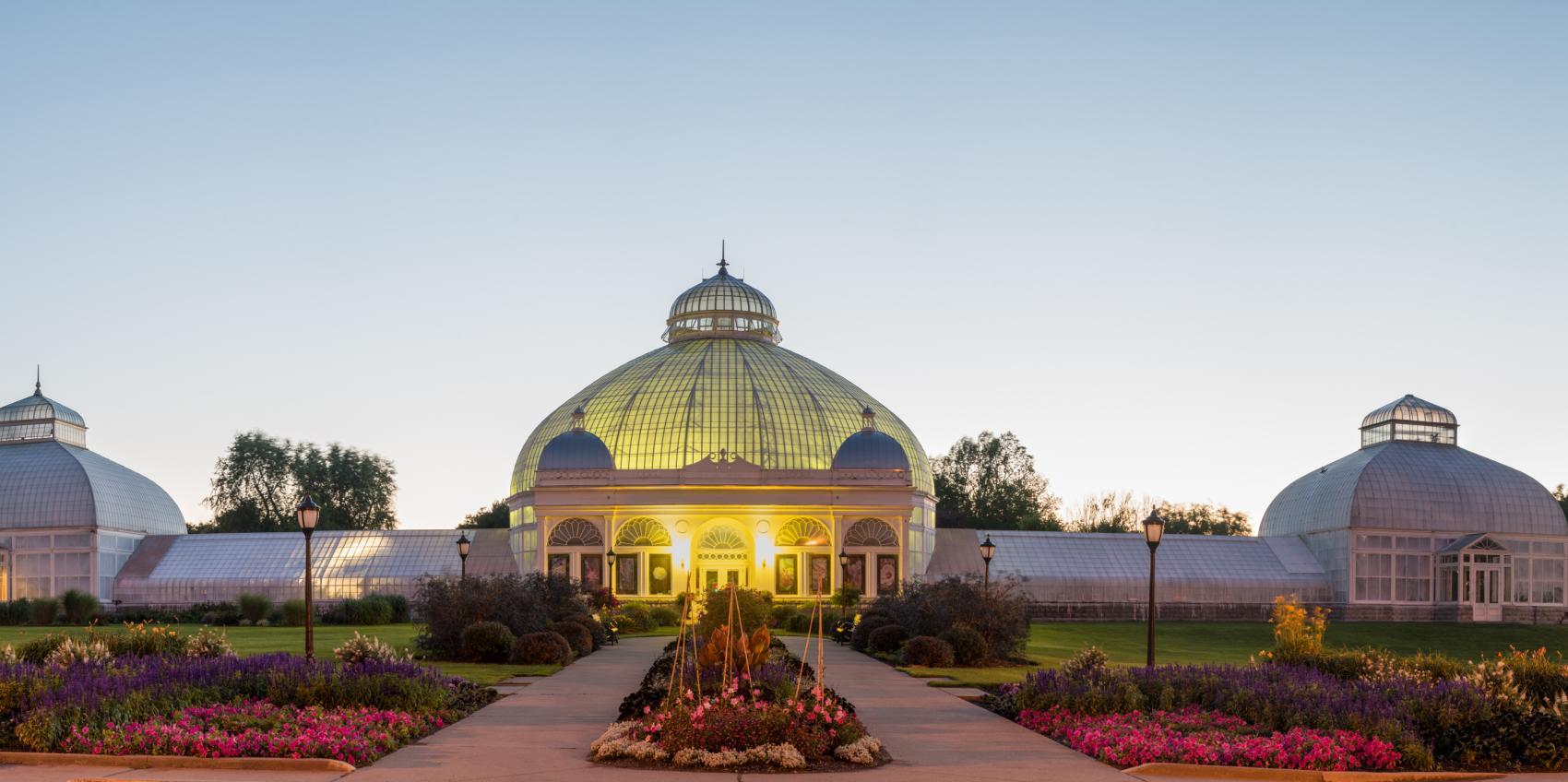 Buffalo Erie County Botanical Garden Society American