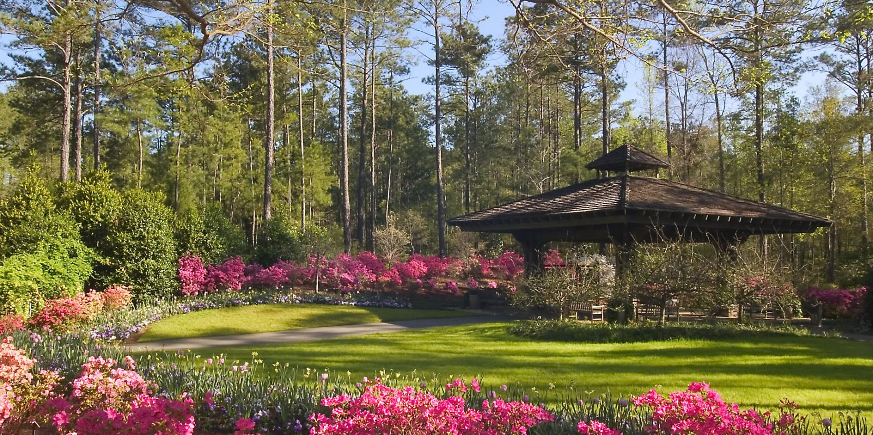 Callaway Gardens Is An Award Winning, 2,500 Acre Gardens And Resort Nestled  In The Southernmost Foothills Of The Appalachian Mountains, In Pine  Mountain, ...