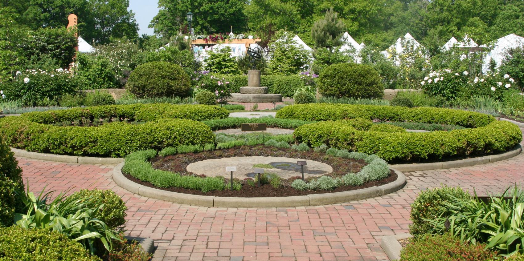 Botanical Gardens Cleveland Ohio