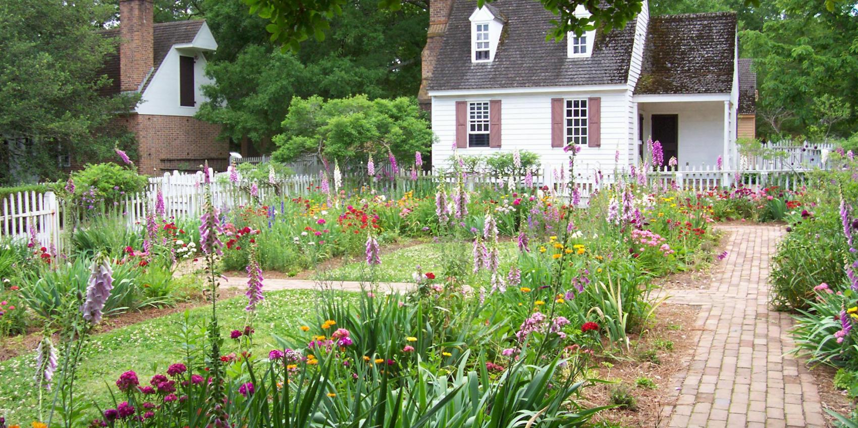 Colonial Williamsburg Foundation American Public Gardens Association