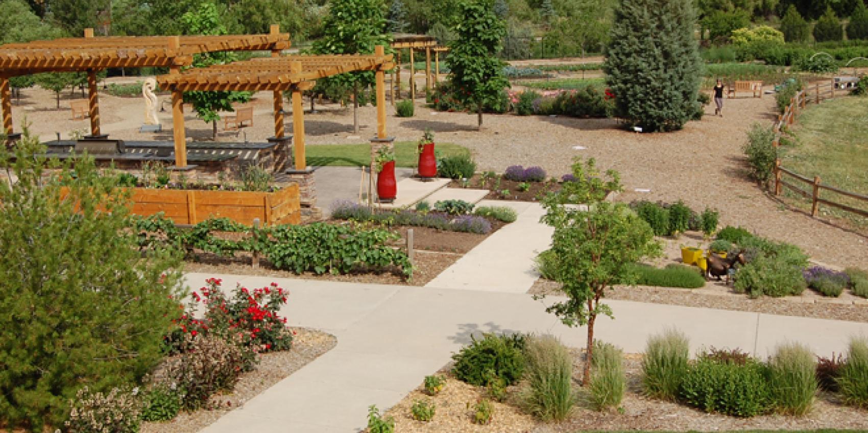 gardens on spring creek american public gardens association