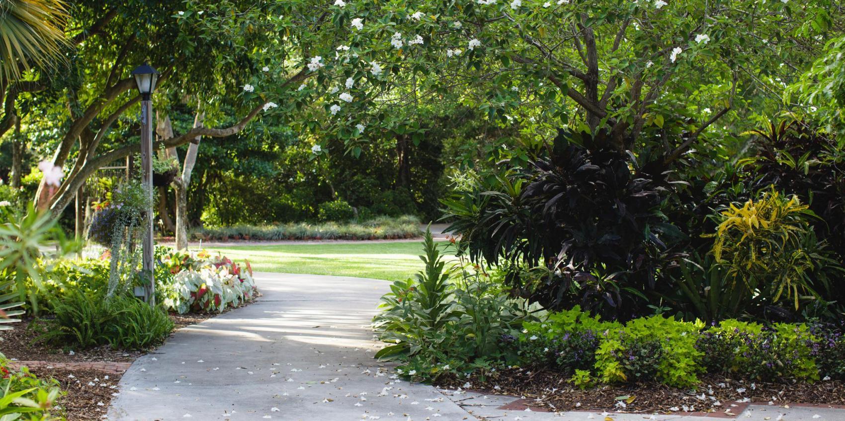 Heathcote Botanical Gardens American Public Gardens Association