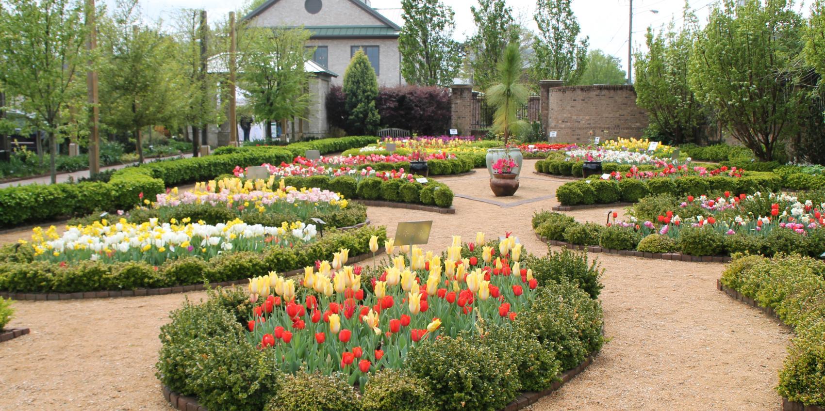 Paul j ciener botanical garden american public gardens for American garden association