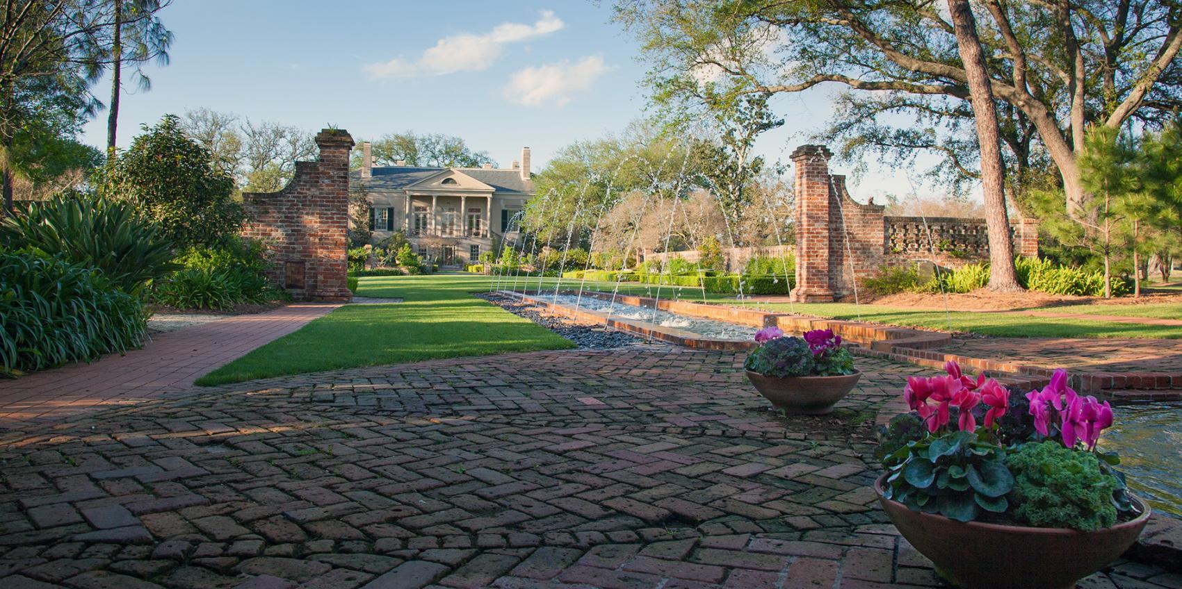 Longue Vue House And Gardens American Public Gardens Association