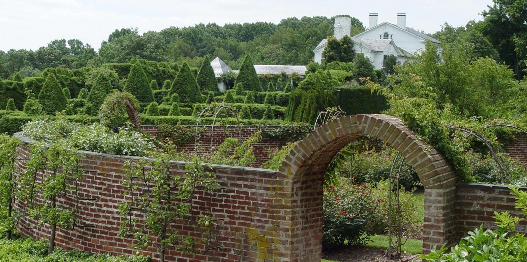 Superieur Ladew Topiary Gardens