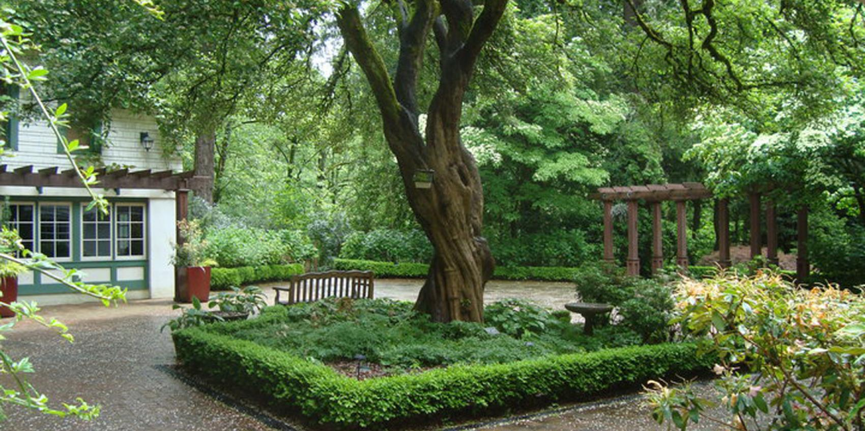 Leach Botanical Garden American Public Gardens Association