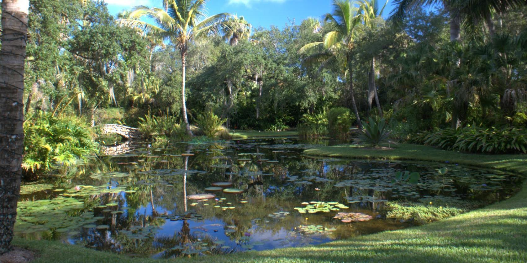 Mckee Botanical Garden American Public Gardens Association