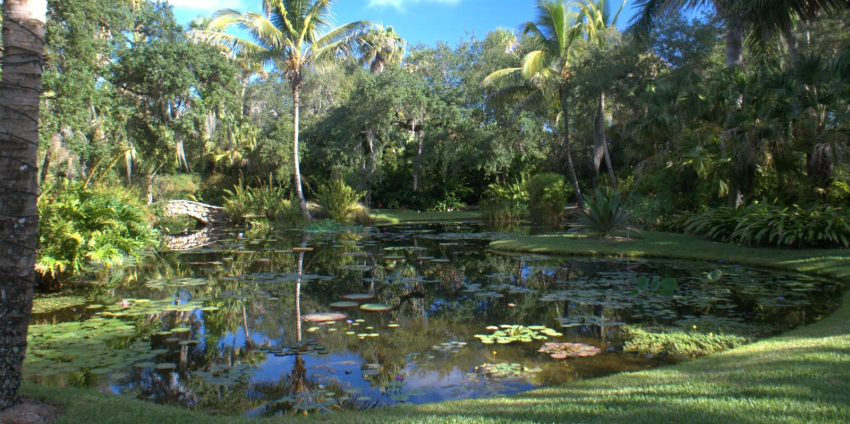 Merveilleux Come Discover One Of Floridau0027s Oldest And Most Treasured Natural  Attractions, McKee Botanical Garden. Located On An 18 Acre Tropical  Hammock, ...