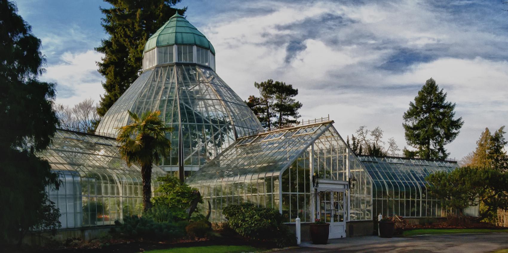 Metro Parks Tacoma W W Seymour Botanical Conservatory