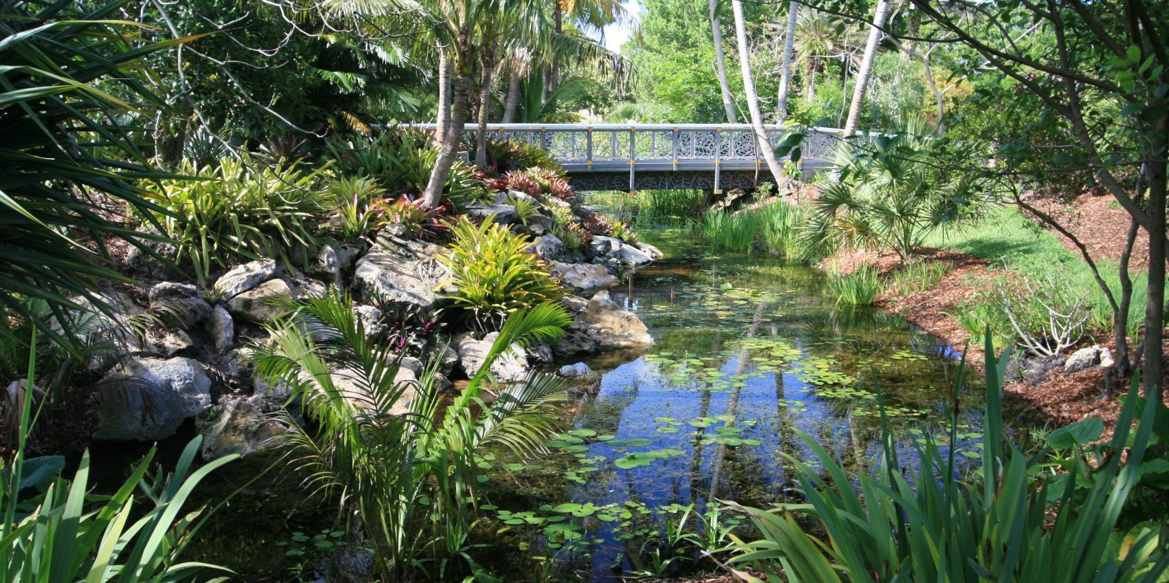 Mounts Botanical Garden Of Palm Beach County American
