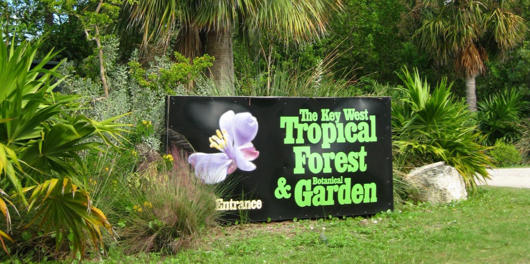 Key West Botanical Garden Society American Public Gardens Association
