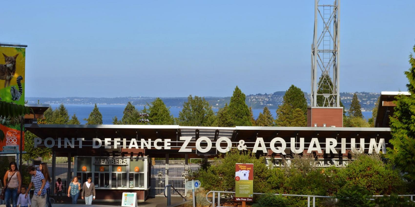 Point Defiance Zoo Aquarium American Public Gardens Association