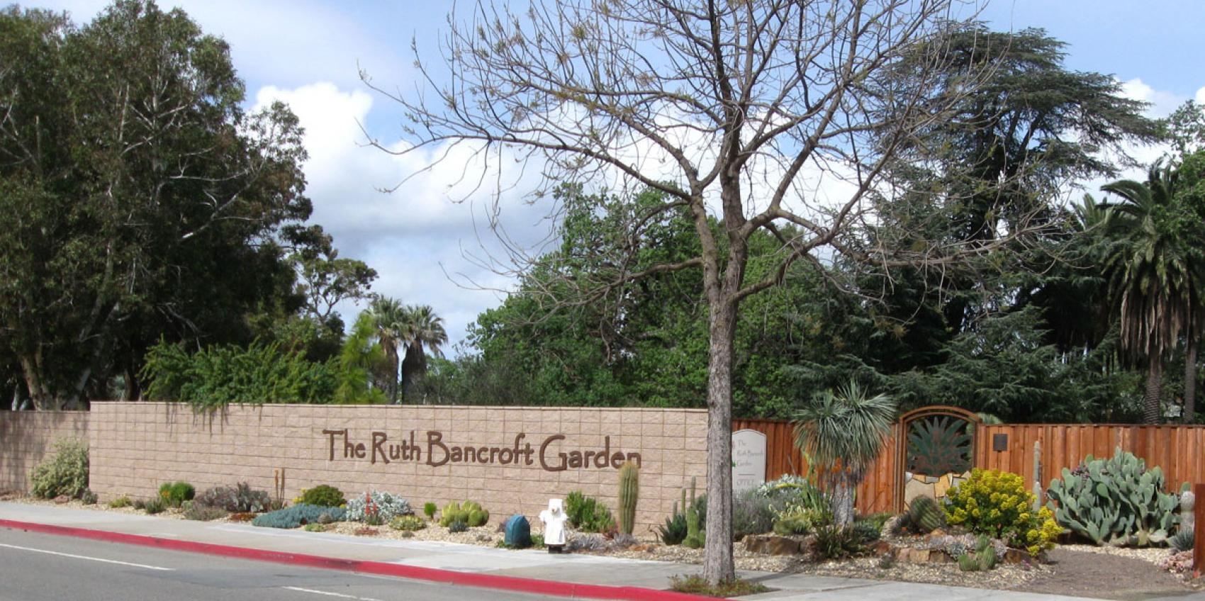 The Ruth Bancroft Garden American Public Gardens Association
