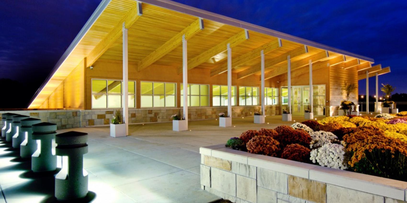 Springfield Greene County Botanical Center American Public Gardens Association