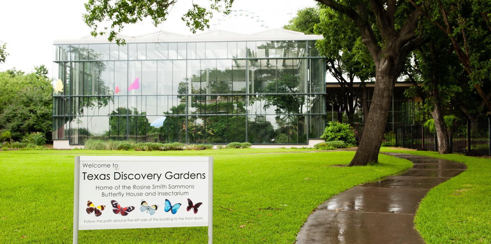 Texas Discovery Gardens American Public Gardens Association