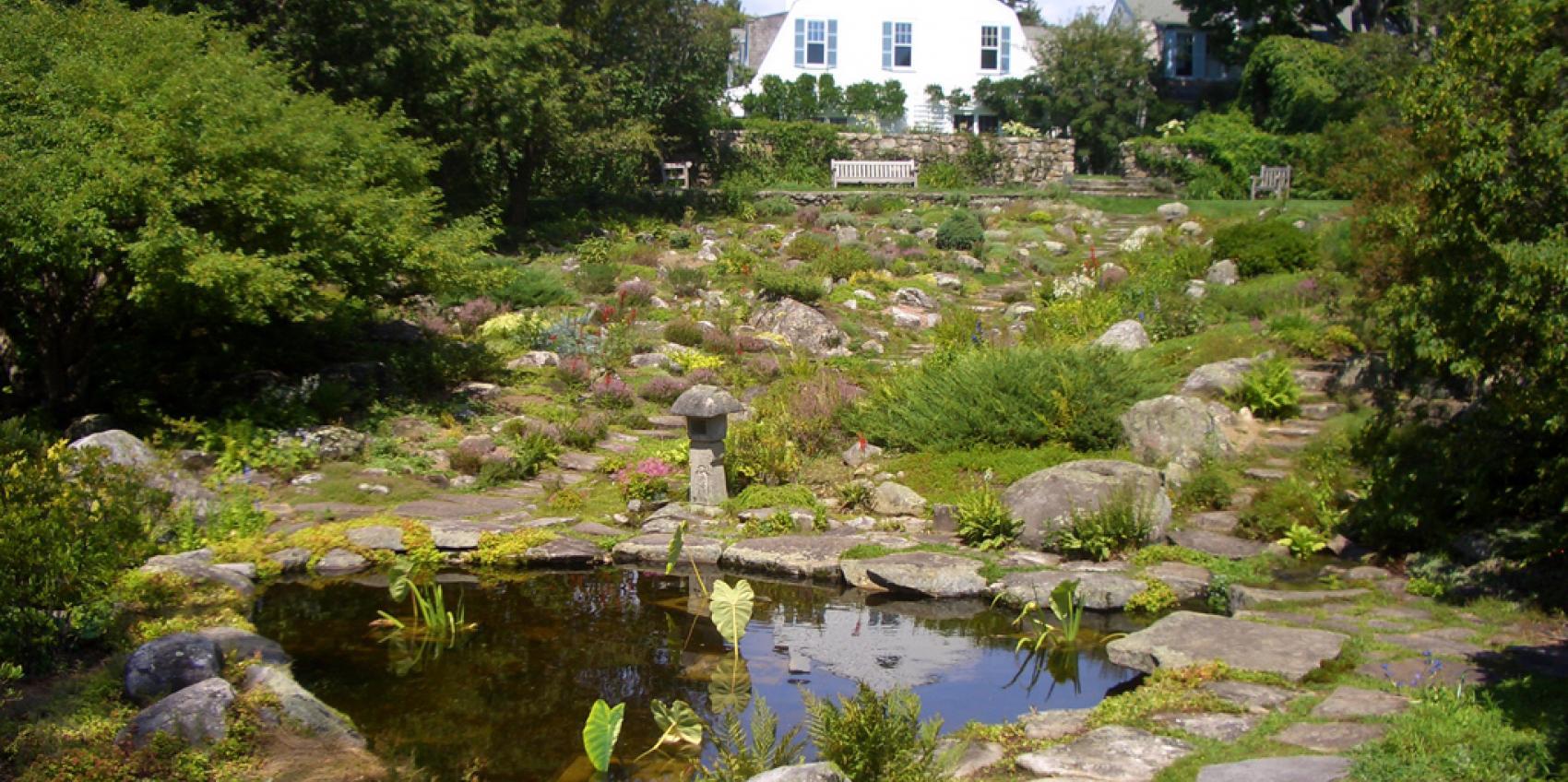 The Fells American Public Gardens Association