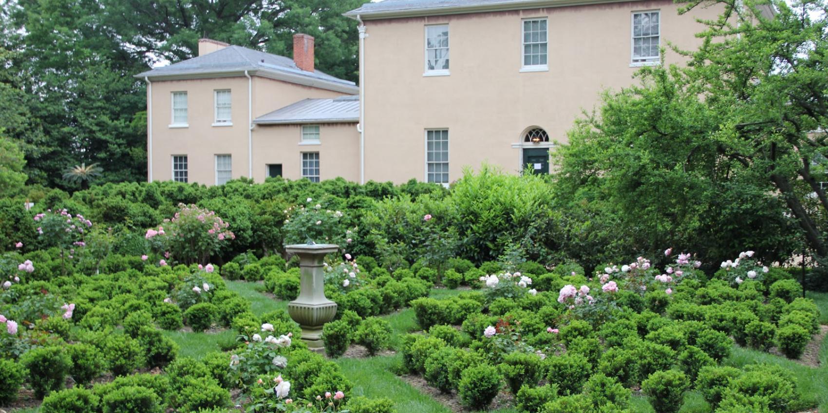Tudor Place Historic House & Garden | American Public Gardens ...