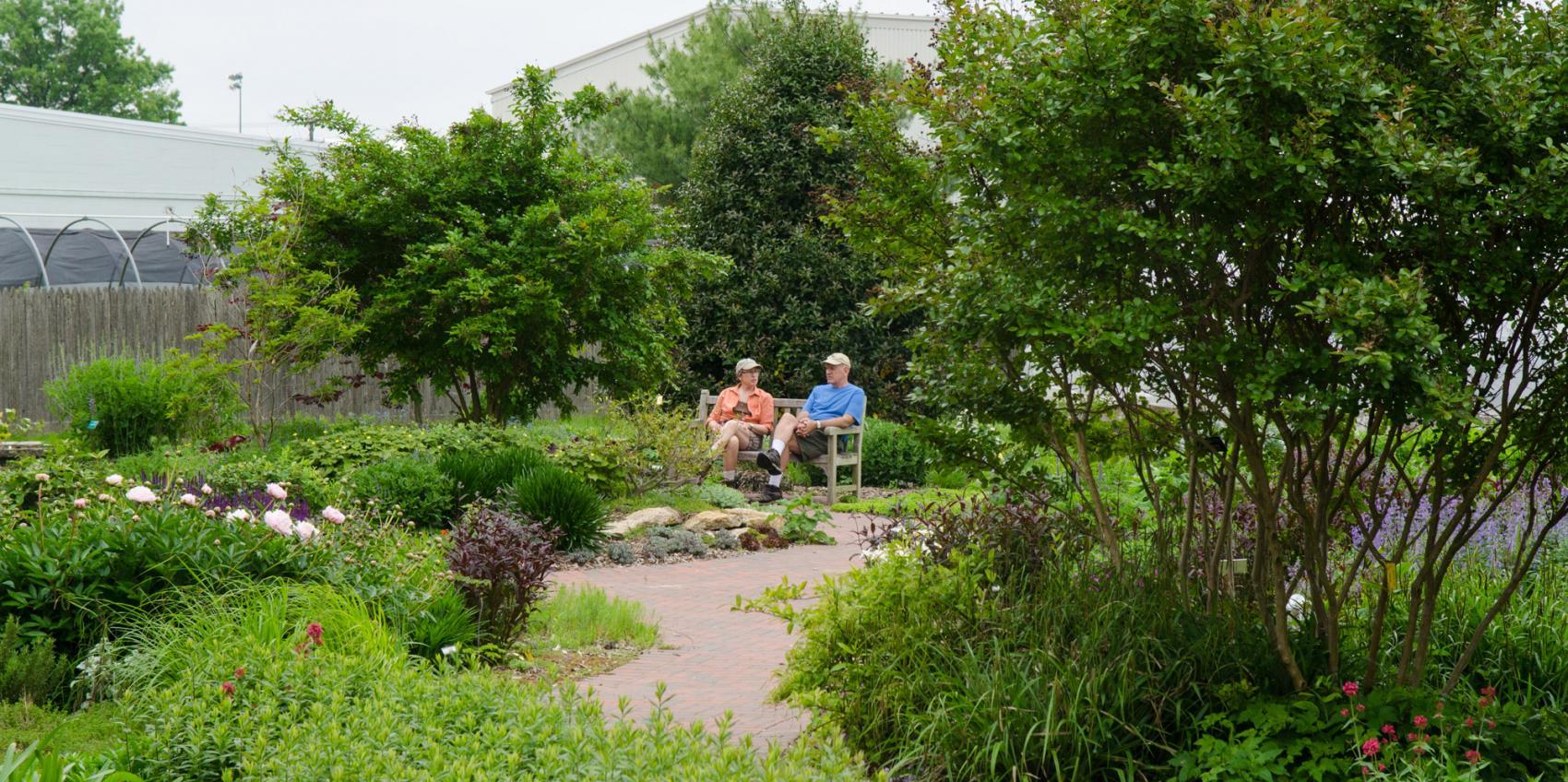 University of delaware botanic gardens american public for American garden association