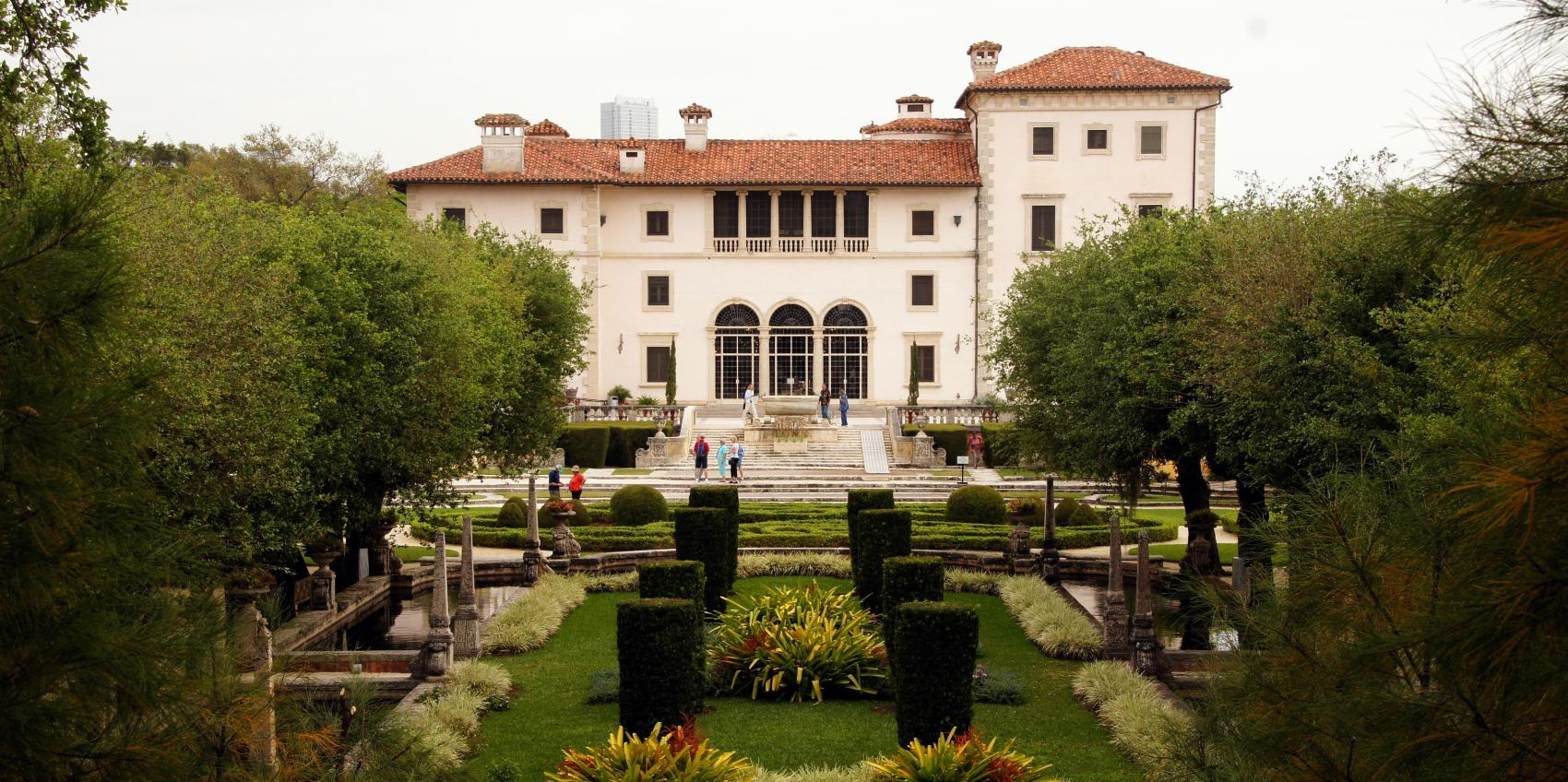 Vizcaya Museum and Gardens | American Public Gardens Association