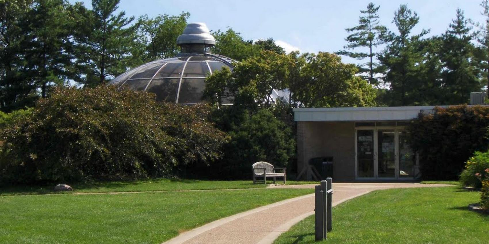 The Washington Park Botanical Garden, One Of Central Illinoisu0027 Major  Horticultural Attractions, Is Located On 20 Acres Of The Northwest Corner  Of Historic ...