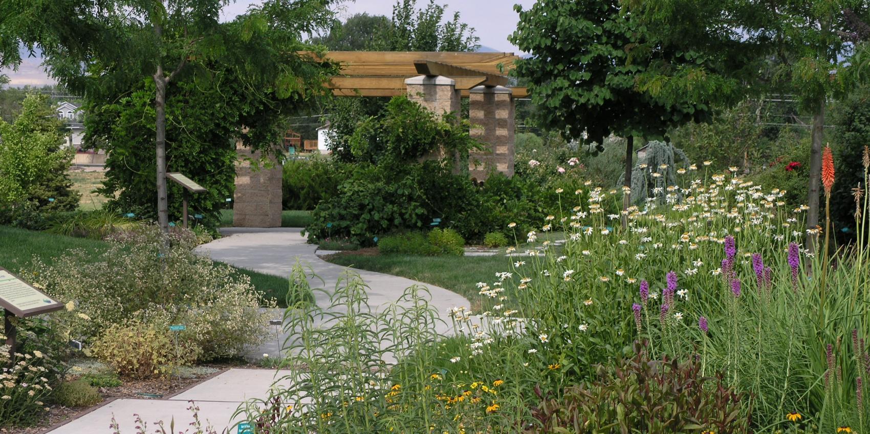 Water Conservation Garden American Public Gardens Association