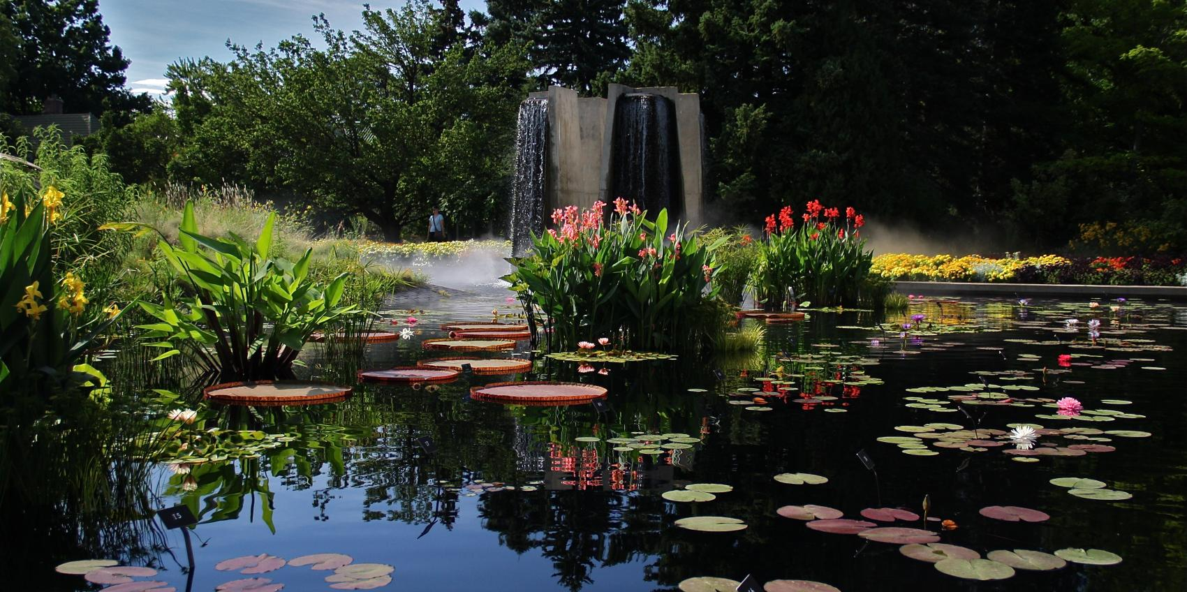 Ordinaire Green Inside And Out, Denver Botanic Gardens Began In 1951 And Is A Pioneer  In Water Conservation. Accredited By The American Alliance Of Museums, ...