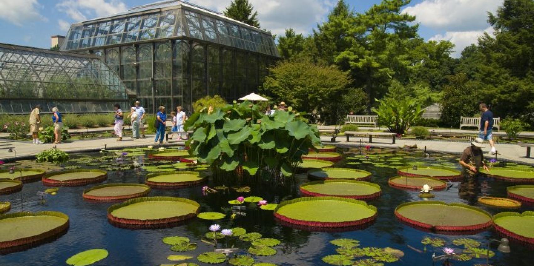 Longwood Gardens Inc American Public Gardens Association