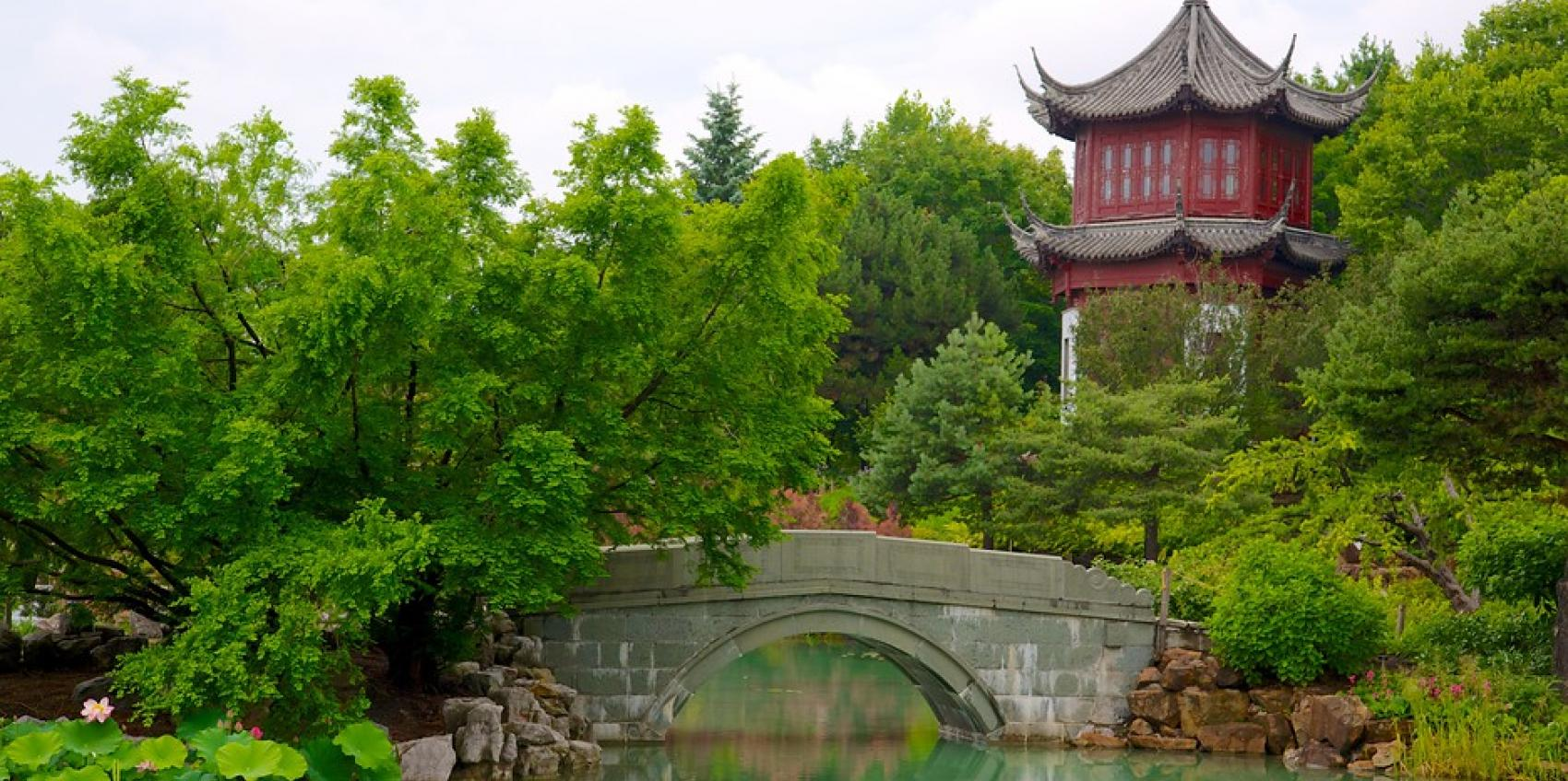 founded in 1931 by brother marie victorin the montreal botanical gardenjardin botanique de montral is a large world renowned botanical garden located in - Montreal Botanical Garden