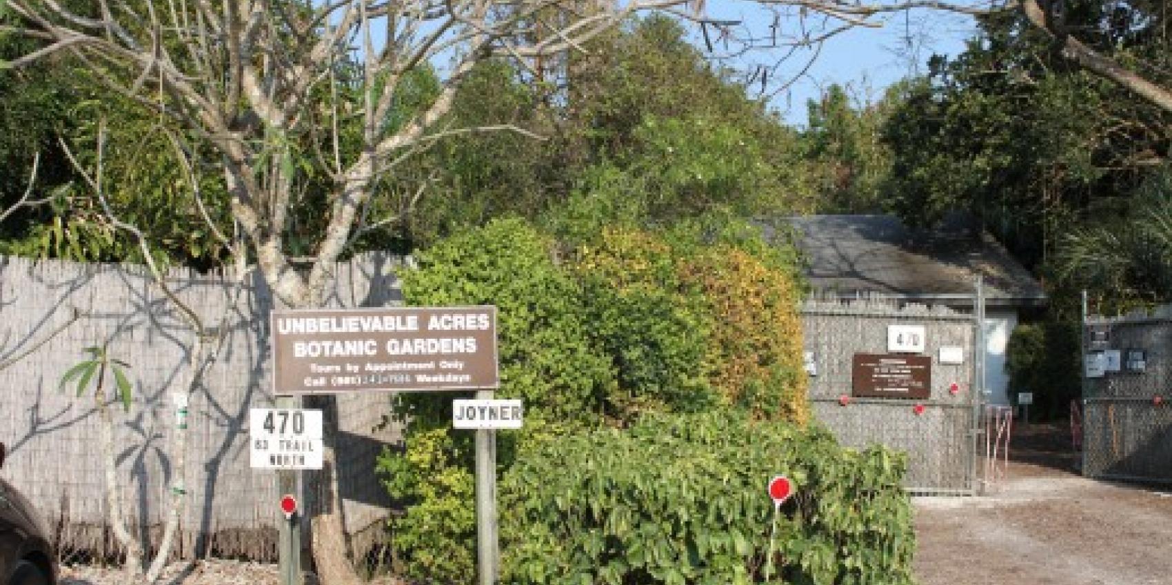 Unbelievable Acres Botanic Gardens, Inc.   American Public Gardens ...