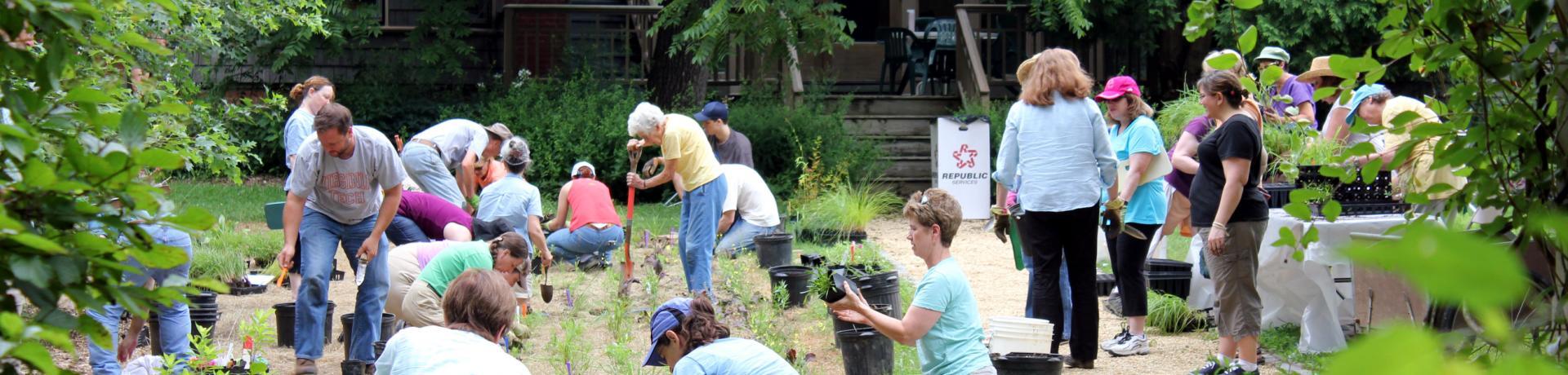 Public Engagement American Public Gardens Association