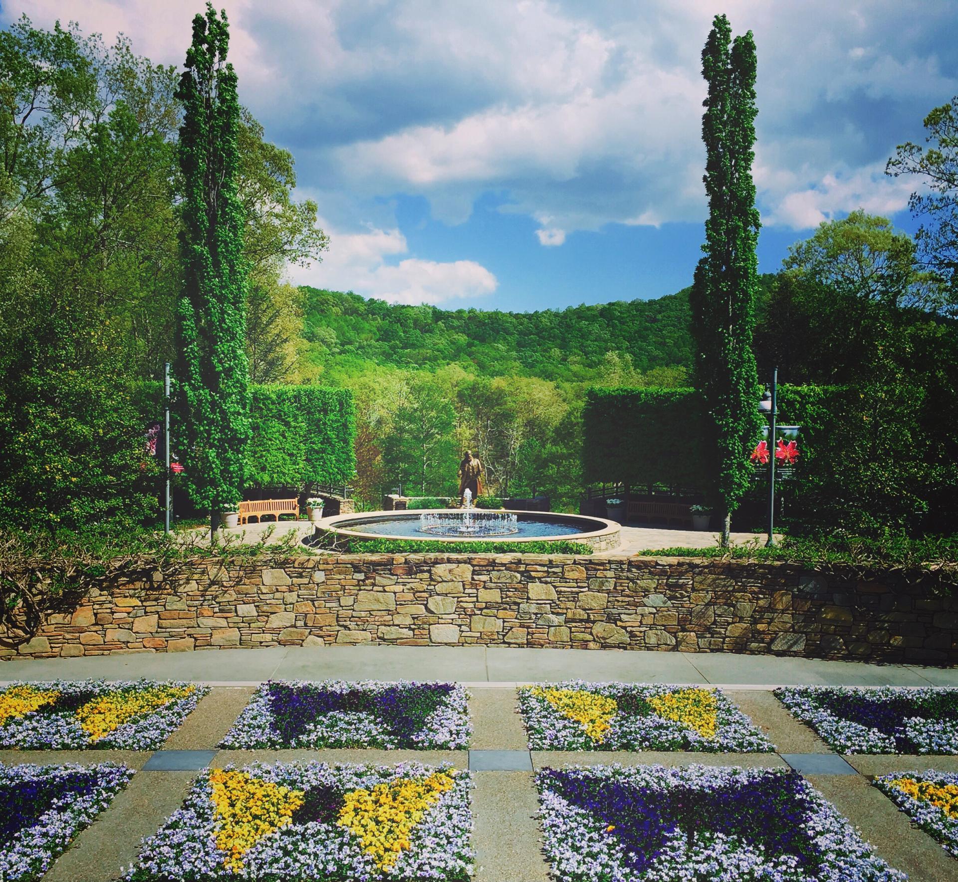(Asheville, North Carolina) U2014 The North Carolina Arboretum, A Public Garden  And Affiliate Of The University Of North Carolina System, And Bee Campus USA  Are ...