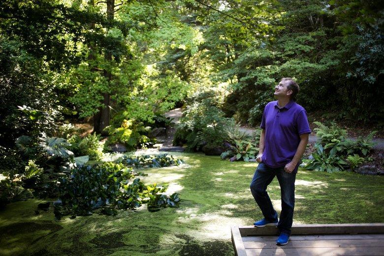 Northwest Gardening Great: Ray Larson takes over UW Botanic Gardens ...