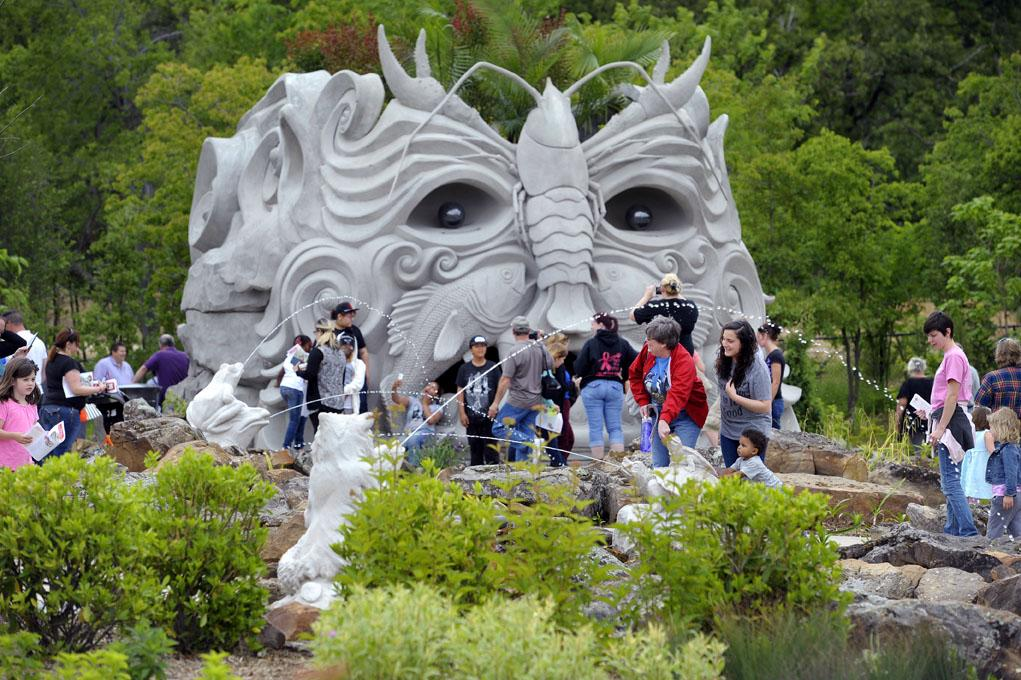 Tulsa Botanic Garden Opens New Children 39 S Discovery Garden American Public Gardens Association