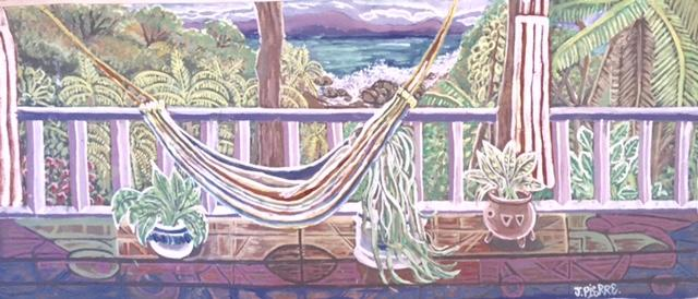 Glorious View by Jamar Pierre (http://artbyjpierre.com/)