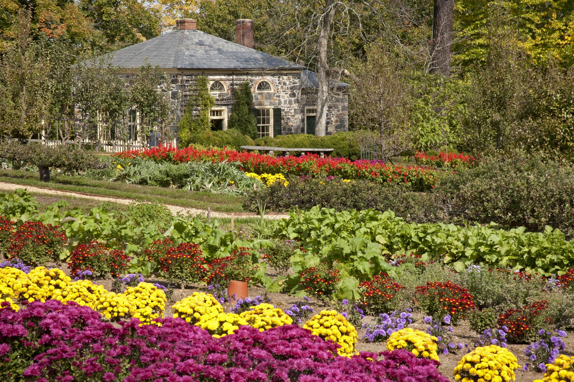Hagley Museum And Library Joins The Association American Public Gardens Association