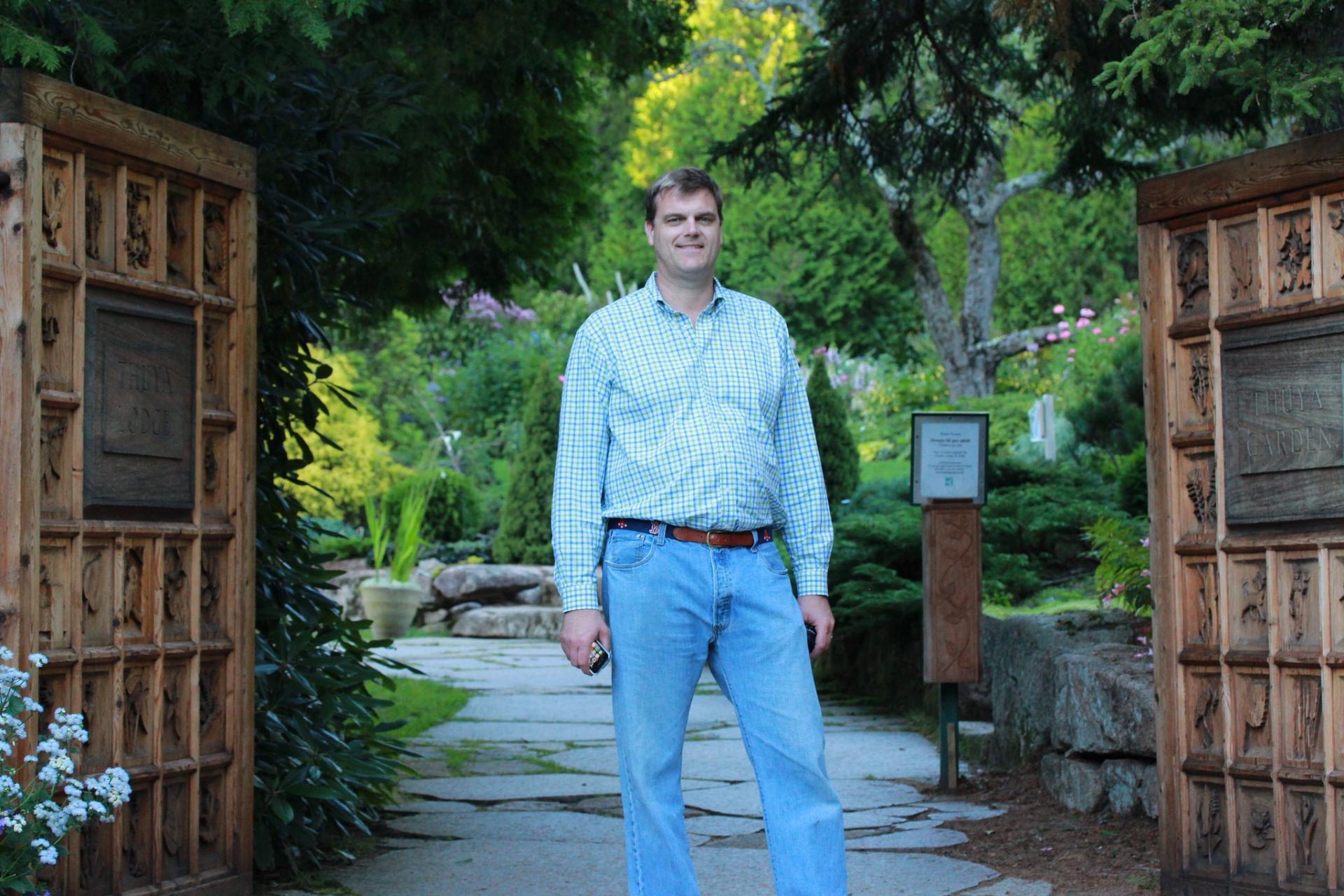 Land Garden Preserve Elects New Board Chair American Public Gardens Association