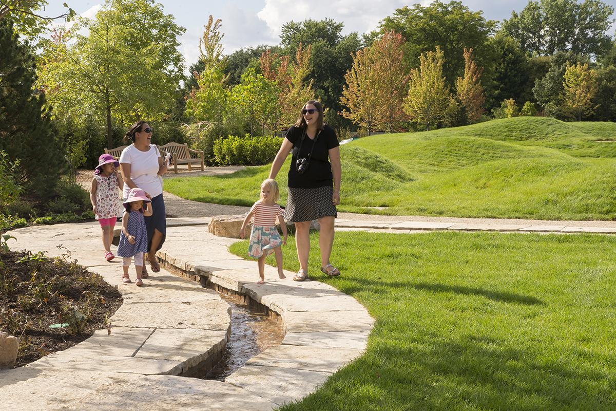 regenstein learning campus opens at chicago botanic garden
